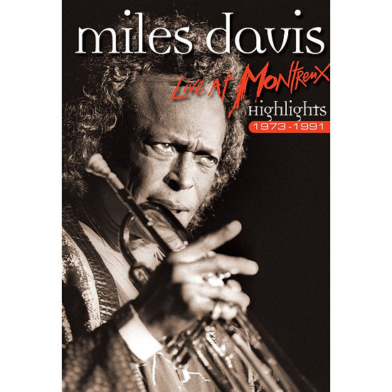 麥爾.戴維斯:Live精選 Miles Davis: Live at Montreux Best of - Highlights (DVD) 【Evosound