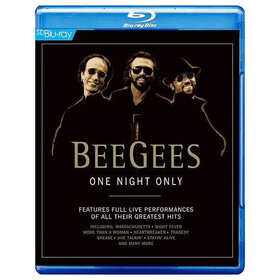 比吉斯:只有今夜演唱會 Bee Gees: One Night Only (藍光SDBlu-ray) 【Evosound】