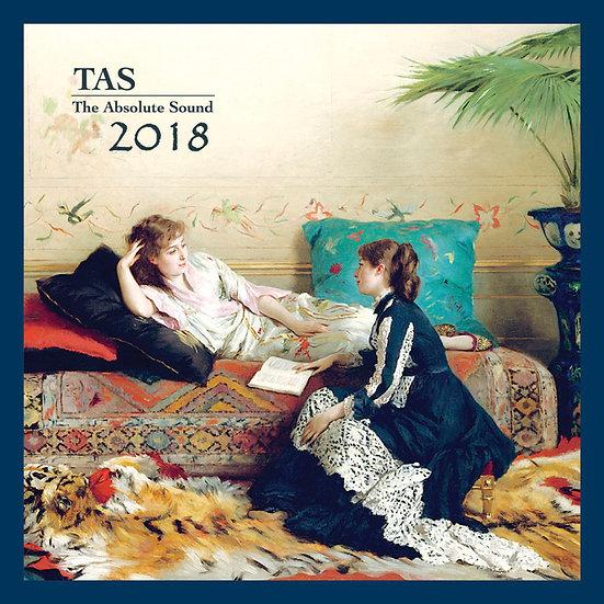 絕對的聲音TAS2018 (限量Vinyl LP)