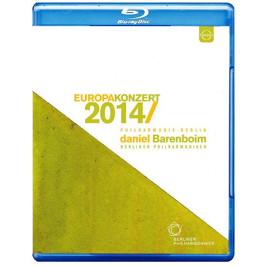 2014歐洲音樂會 莎士比亞紀念年 Europakonzert 2014 from Berlin (藍光Blu-ray) 【EuroArts】