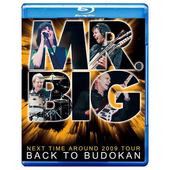 大人物合唱團:榮耀歸來 Mr. Big: Back to Budokan (藍光Blu-ray) 【Evosound】
