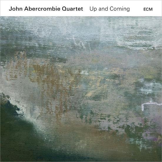 約翰.亞伯孔比四重奏 John Abercrombie Quartet: Up and Coming (CD) 【ECM】