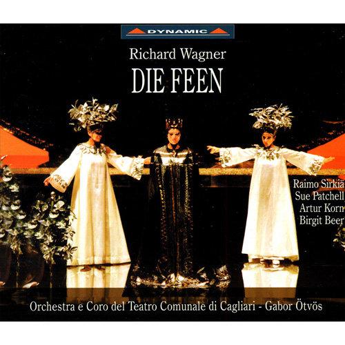 華格納:仙女們 Wagner: Die Feen (The Fairies) (3CD)【Dynamic】