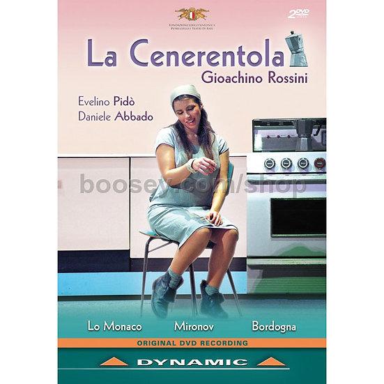 羅西尼:歌劇《灰姑娘》 Gioachino Rossini: La Cenerentola (2DVD)【Dynamic】