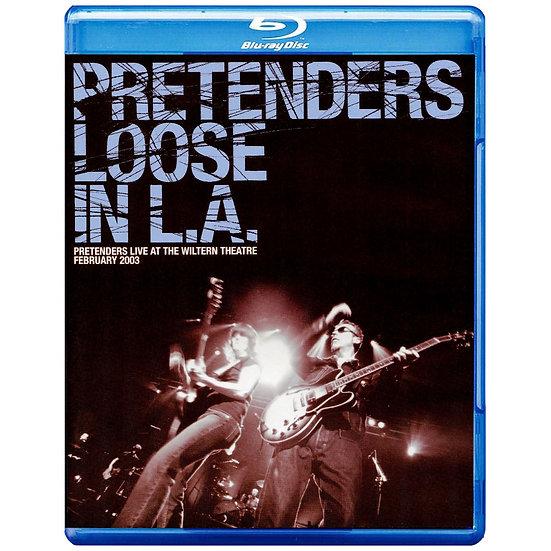 偽裝者合唱團:鬆動 洛杉磯 Pretenders: Loose in LA (藍光Blu-ray) 【Evosound】