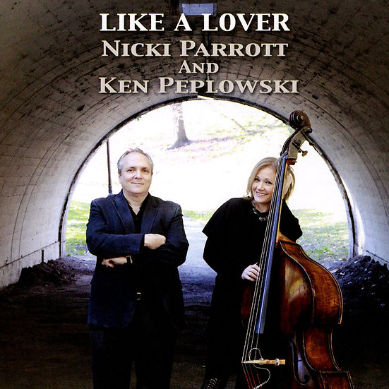 妮基派洛特與肯佩普洛夫斯基:宛如戀人 Nicki Parrott And Ken Peplowski: Like A Lover (CD) 【Venus】