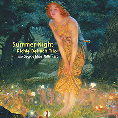 李奇.貝拉齊三重奏:夏夜 Richie Beirach Trio: Summer Night (CD)【Venus】