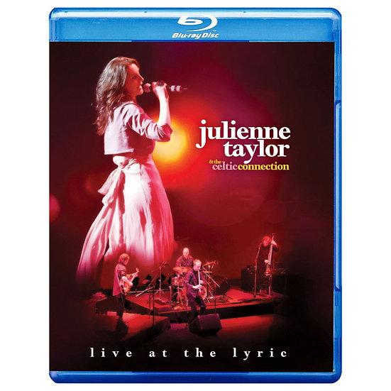 茱麗安妮.泰勒:感動Live版 Julienne Taylor: Live at the Lyric (藍光blu-ray) 【Evosound】