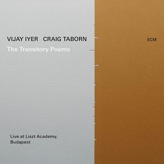 維杰.艾耶/克雷格.塔波恩 Vijay Iyer / Craig Taborn: The Transitory Poems (CD) 【ECM】