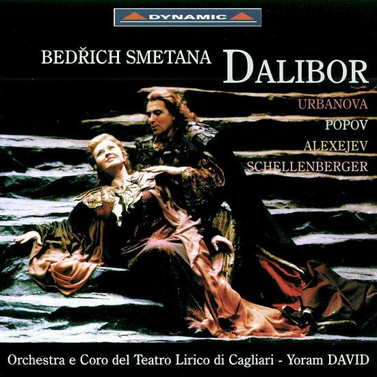 史麥塔納:歌劇《達利波》 Smetana: Dalibor (2CD)【Dynamic】