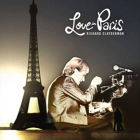理查.克萊德門:愛在巴黎 Richard Clayderman: Love In Paris (2CD) 【Evosound】