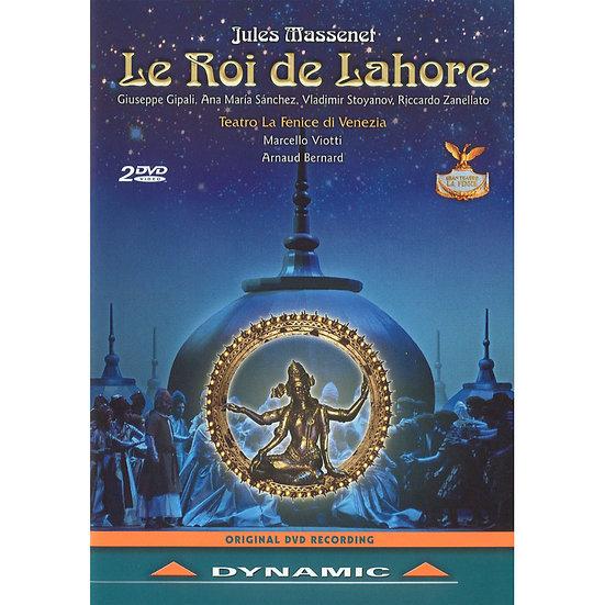 馬斯奈:歌劇《拉霍國王》 Jules Massenet: Le Roi de Lahore (2DVD)【Dynamic】