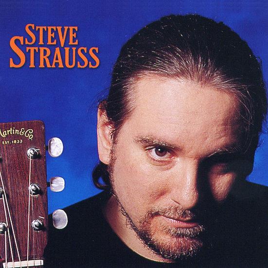 史帝夫.史特勞斯:骨頭先生 Steve Strauss: Powderhouse Road (CD) 【Stockfisch】
