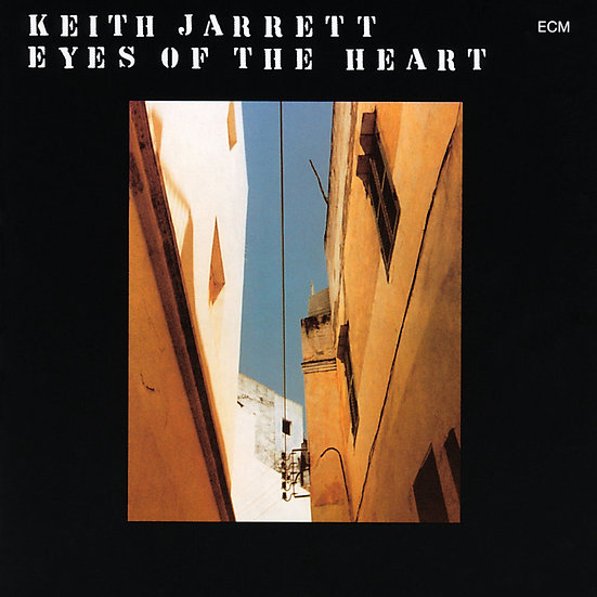奇斯.傑瑞特美國四重奏 Keith Jarrett American Quartet: Eyes Of The Heart (CD) 【ECM】