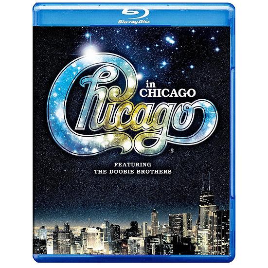 芝加哥:芝加哥 Chicago: In Chicago (藍光Blu-ray) 【Evosound】