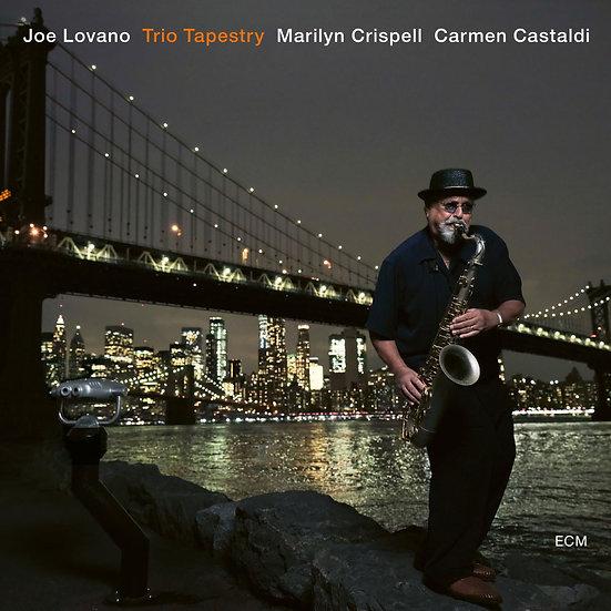 喬.洛瓦諾 Joe Lovano: Trio Tapestry (CD) 【ECM】