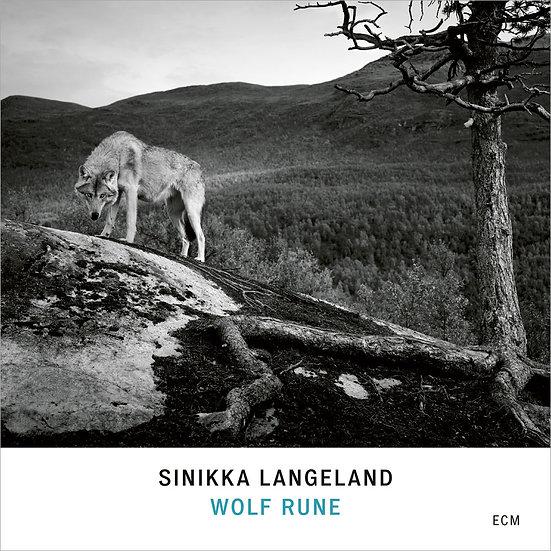 絲妮卡.朗米蘭:狼符文 Sinikka Langeland: Wolf Rune (CD) 【ECM】