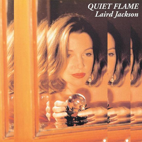 萊雅傑克森:玻璃心 Laird Jackson: Quiet Flame (CD) 【Venus】
