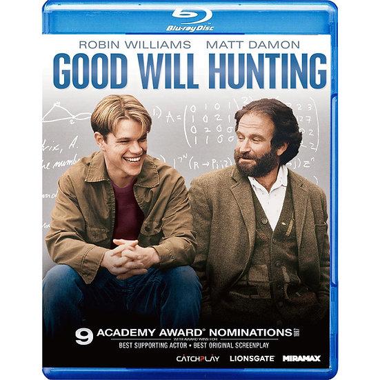 心靈捕手 Good Will Hunting (藍光Blu-ray)