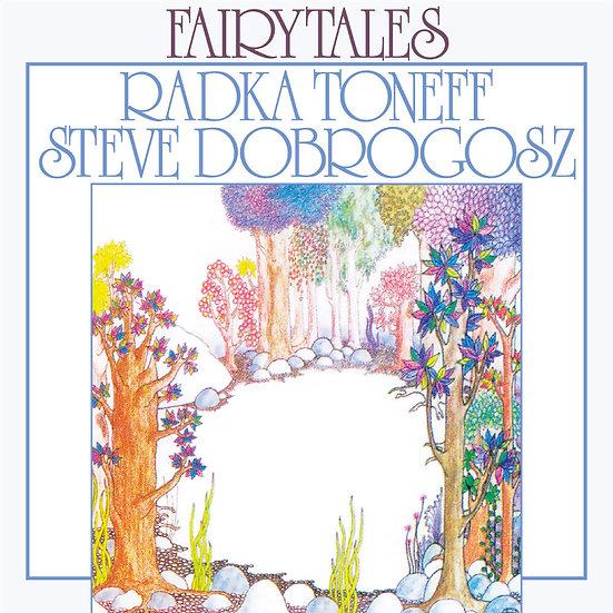 羅卡.透內芙:神仙故事 Radka Toneff: Fairy Tales (CD)