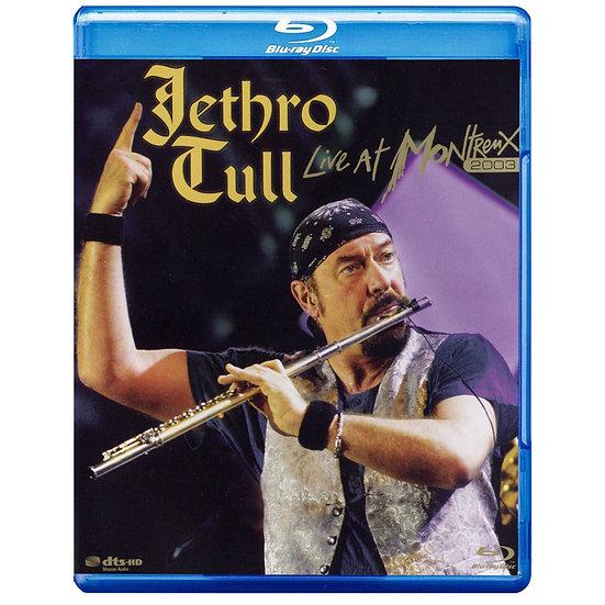 傑叟羅圖樂團:瑞士蒙特勒現場演會 Jethro Tull: Live at Montreux 2003 (藍光Blu-ray) 【Evosound】