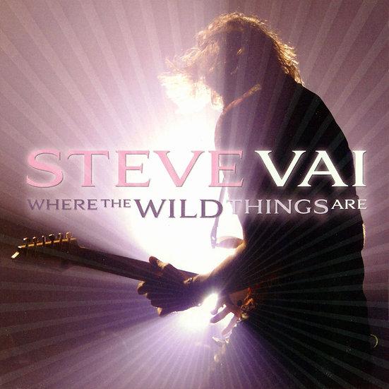 史帝夫范:野獸冒險樂園 Steve Vai: Where The Wild Things Are (CD) 【Evosound】