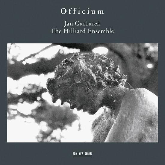 楊.葛伯瑞克/希利亞合唱團:聖禱 Jan Garbarek / Hilliard Ensemble: Officium (CD) 【ECM】
