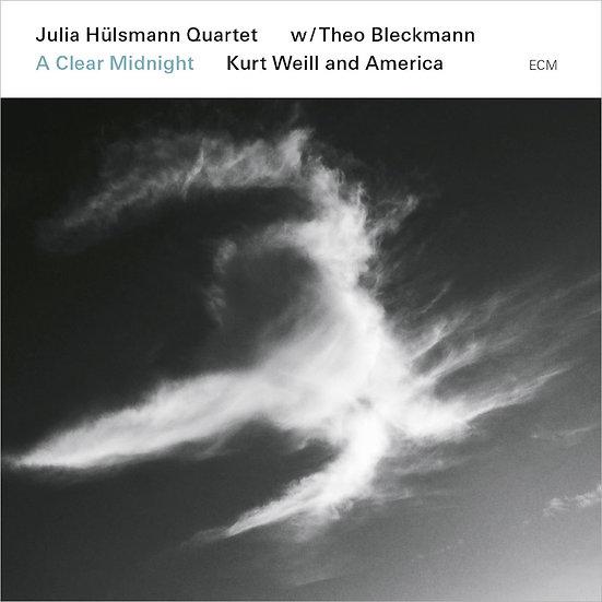 茱莉亞.荷斯曼四重奏/希歐.布雷克門:晴朗午夜 (CD) 【ECM】