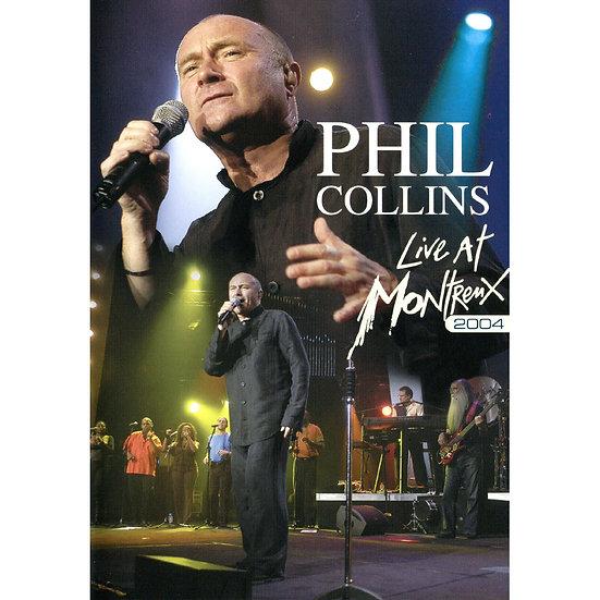 菲爾.柯林斯:蒙特勒演唱會 Phil Collins: Live At Montreux 2004 (2DVD) 【Evosound】