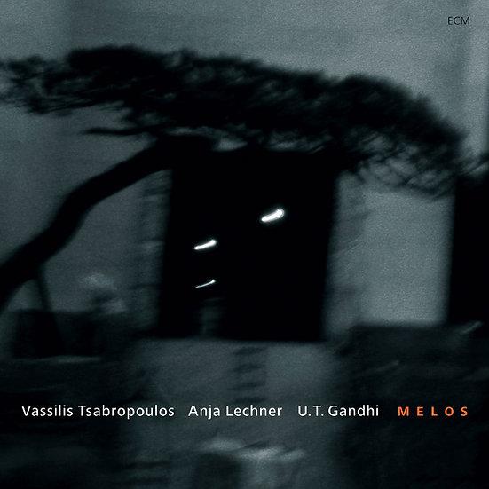 瓦西里斯.薩博普魯斯:旋律 Vassilis Tsabropoulos / Anja Lechner: Melos (CD) 【ECM】