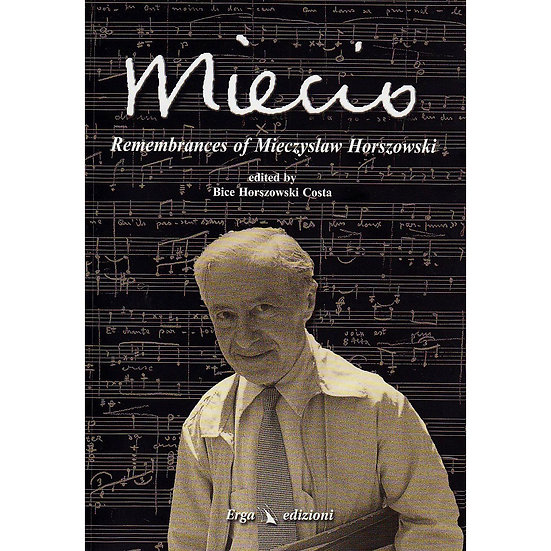 斯佐夫斯基的回憶 Miecio: Rememberances of Mieczyslaw Horszowski (CD+BOOK)【Dynamic】