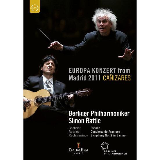 2011歐洲音樂會 在西班牙馬德里 Europa Konzert 2011 from Madrid (DVD) 【EuroArts】