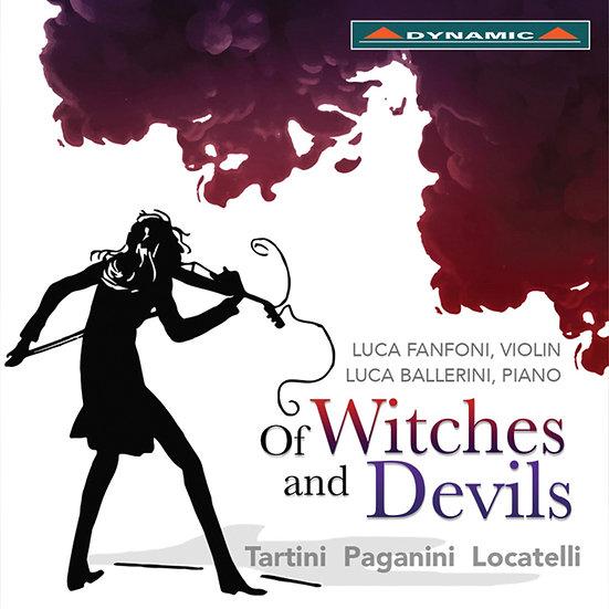 女巫與惡魔 Of Witches and Devils (CD)【Dynamic】