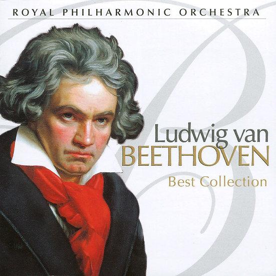 貝多芬:英國皇家愛樂管弦樂團 (3CD) 【Evosound】