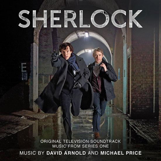 新世紀福爾摩斯 第一季 電視原聲帶 SHERLOCK - Original TV Soundtrack (CD) 【Silva Screen】
