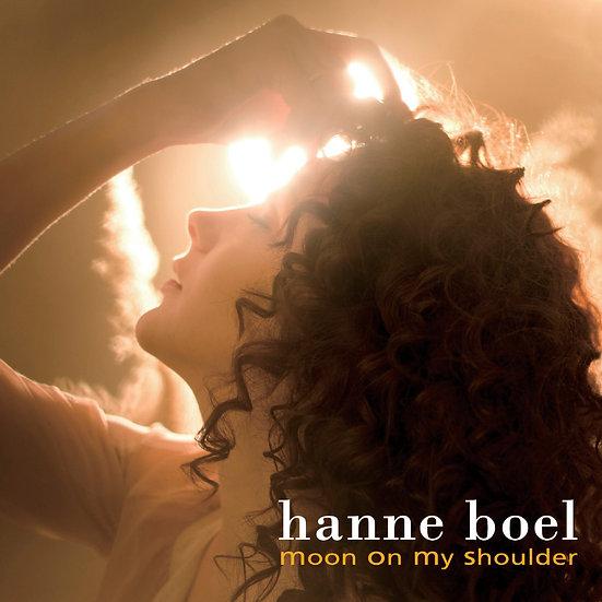 漢娜.鮑兒:月光灑在我肩上 Hanne Boel: Moon On My Shoulder (CD)