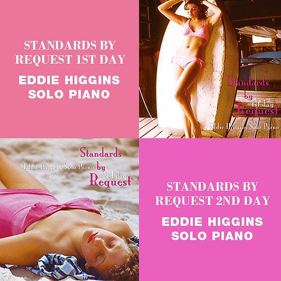 艾迪.希金斯:爵士經典點歌集,第一日+第二日 (限量2CD豪華決定盤)【Venus】