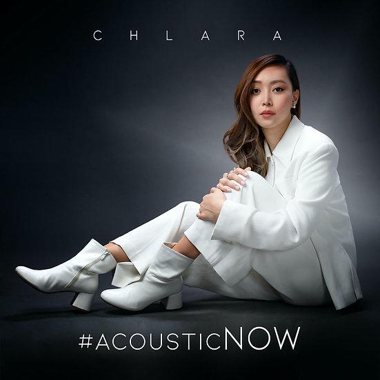 卡兒:原音進行式 Chlara: #acousticNOW (Vinyl LP) 【Evosound】