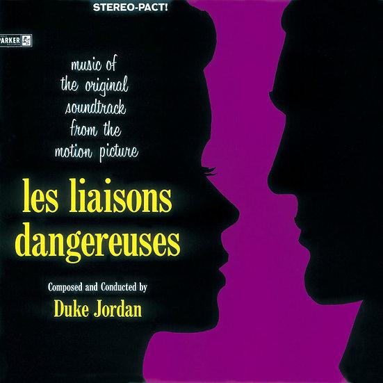 Duke Jordan: Les Liaisons Dangereuses (CD) 【Venus】