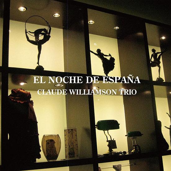 克勞帝.威廉森三重奏:西班牙之夜 Claude Williamson Trio: El Noche De Españ (Vinyl LP) 【Venus】