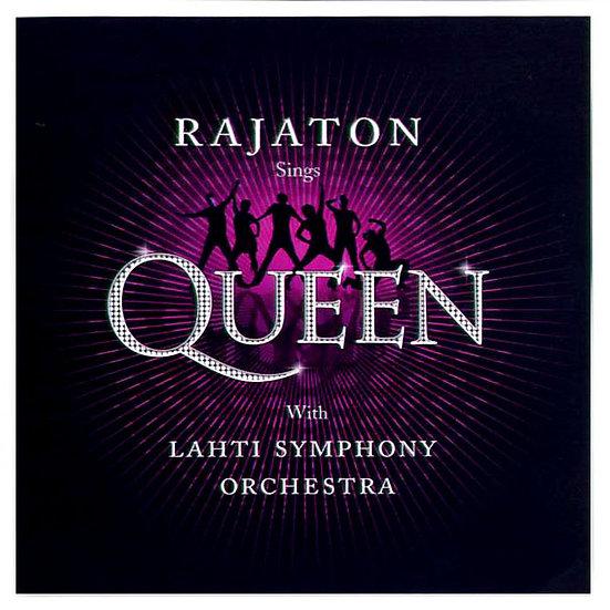 無限&拉提交響樂團:Queen Rajaton Sings Queen with Lahiti Symphony Orchestra(CD)【Evosound】