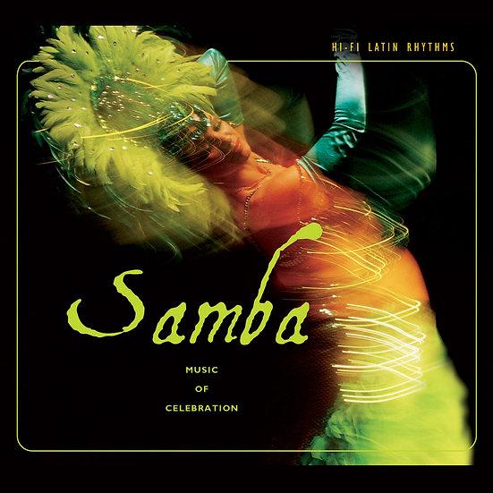 拉丁Hi-Fi 系列(2) 森巴 Hi-Fi Latin Rhythms - Samba (CD) 【Evosound】