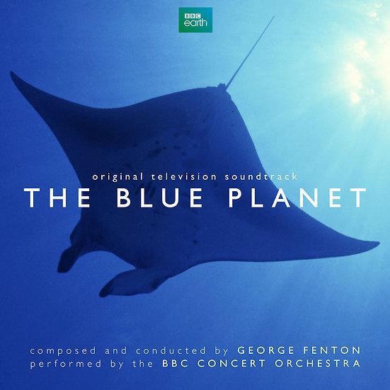 喬治.芬頓:藍色星球 電視原聲帶  (CD) 【Silva Screen】