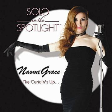 娜歐蜜.葛雷絲:鎂光燈獨奏 Naomi Grace: Solo In The Spotlight (CD) 【Venus】