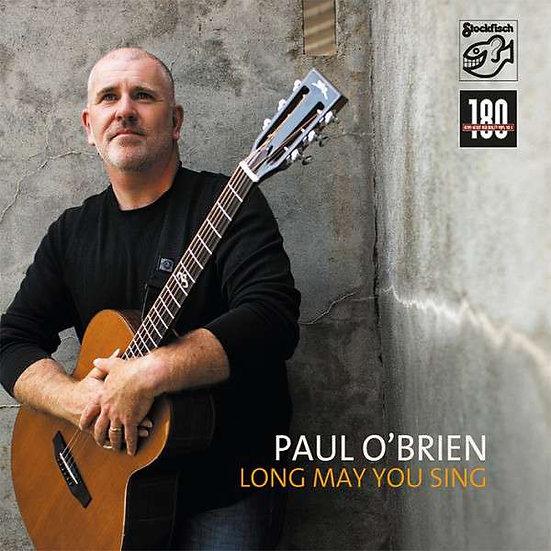 保羅.歐布里恩:戀戀加拿大 Paul O'Brien: Long May You Sing (Vinyl LP) 【Stockfisch】