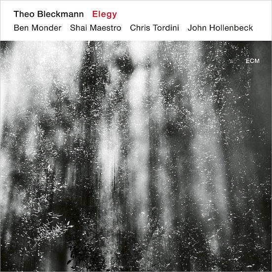 希歐.布雷克門:輓歌 Theo Bleckmann: Elegy (CD) 【ECM】