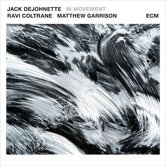 Jack DeJohnette / Ravi Coltrane / Matthew Garrison: In Movement (CD) 【ECM】