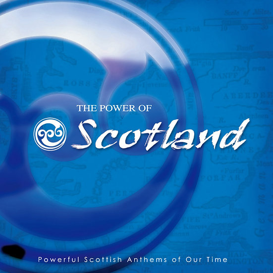 威震蘇格蘭 The Power Of Scotland (CD)