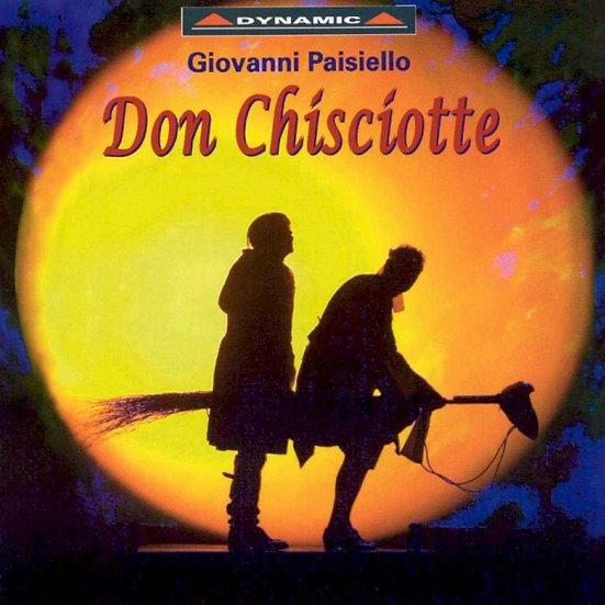 派謝羅:歌劇《唐吉訶德》 Giovanni Paisiello: Don Chisciotte (2CD) 【Dynamic】