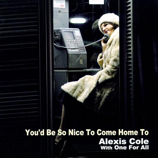 愛麗克絲.柯爾及「我為人人」樂團:能回家真好 (CD) 【Venus】